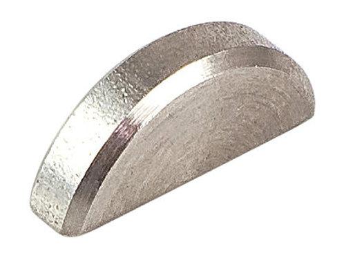 Шпонка крыльчатки полукруглая Suzuki 8-20