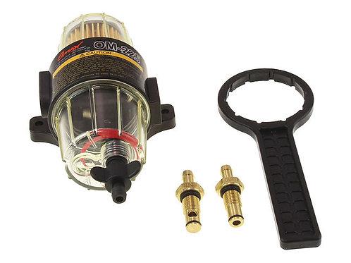 Фильтр топливный с отстойником с фильтрующим элементом 10 мк, аналог UF10K