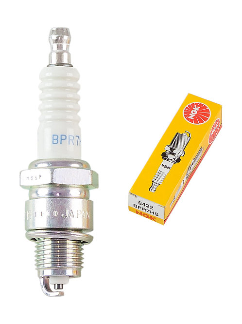 Свеча зажигания NGK BPR7HS