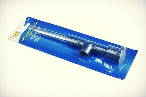 Шприц для смазки водомётной насадки