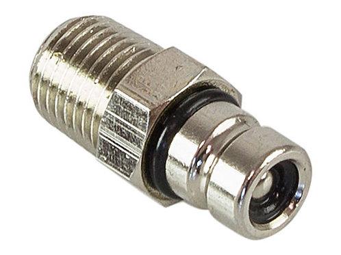 C14509 Штуцер топливный в бак Suzuki (адаптер;металл), совместим с C14504