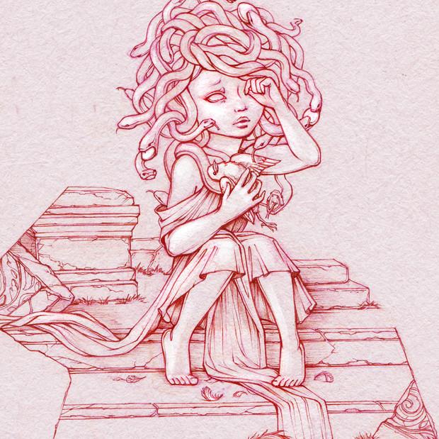 Child Medusa
