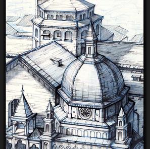 Basilica Architecture Study
