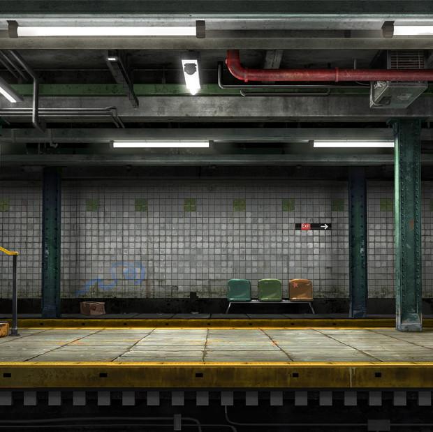 Subway Matte
