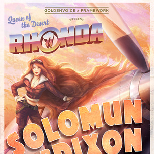 Solomun Music Poster