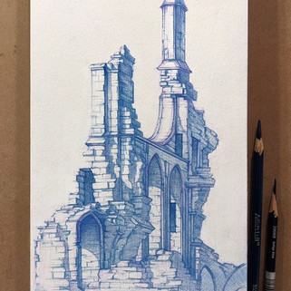 Ruins Study