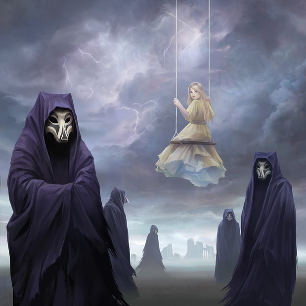 Dystopia Album Cover