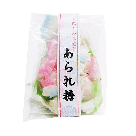 Higashi-Dry Sweets (干菓子)