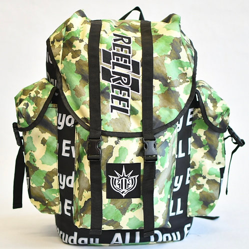 All Day Camo Backpack