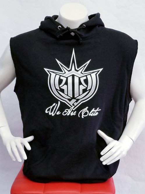 We Are Elite (Sleeveless Hoodie)