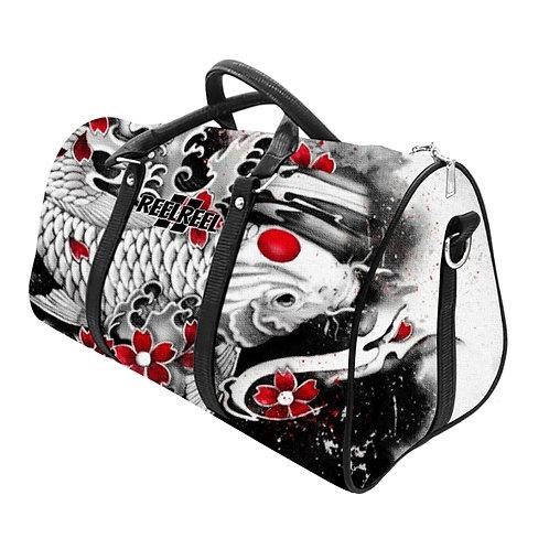 White Fish Duffle Bag