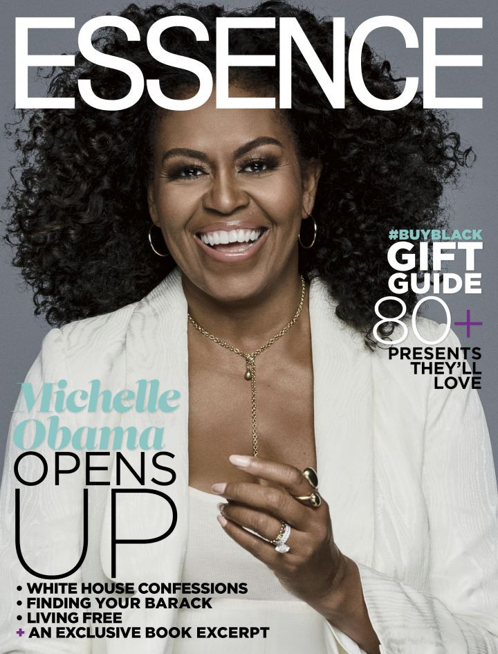 Michelle Obama Essence Cover