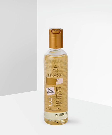 Keracare - Essential Oils for the Hair