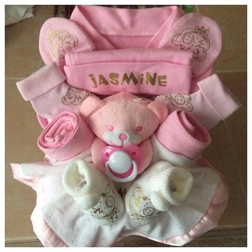 Personalised Baby Bundle