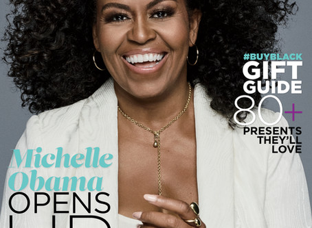 Michelle Obama Shows Off Her Curls...Did This Moment Come Too Late?