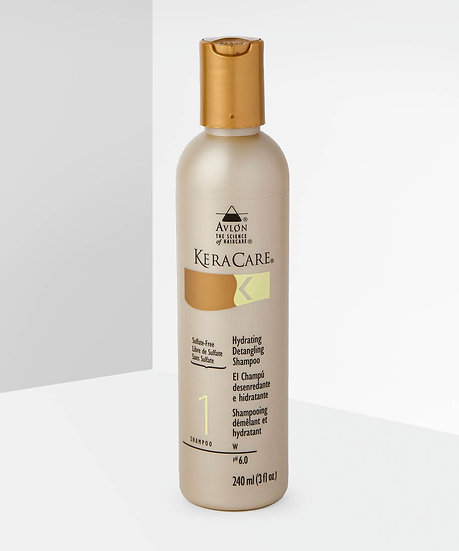 Keracare - hydrating detangling shampoo