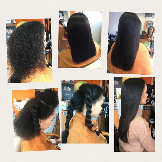 Hair Journey 1