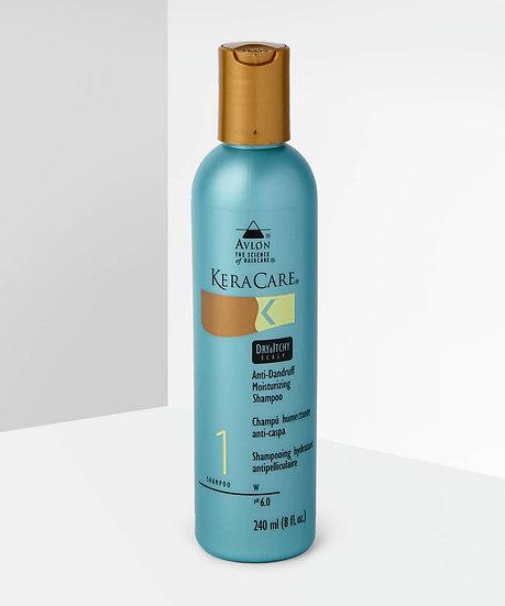 Keracare - Dry & Itchy Scalp Anti-Dandruff Moisturizing Shampoo