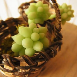 ゆげ(粘土製多肉植物)