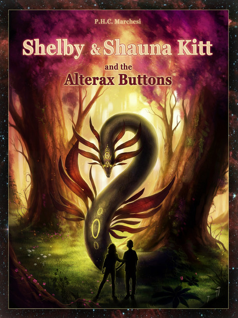 Shelby & Shauna Kitt and the Alterax Buttons