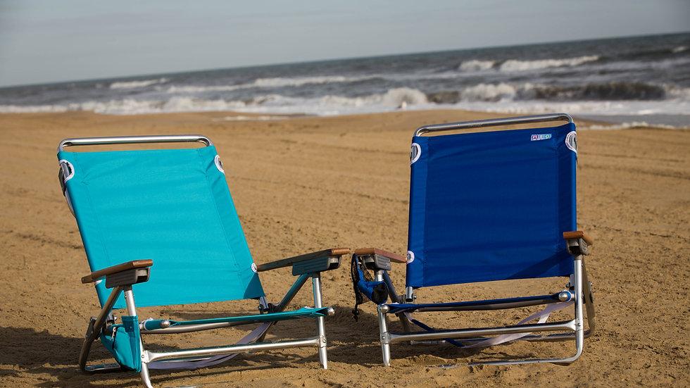Beach Chairs (2) pack