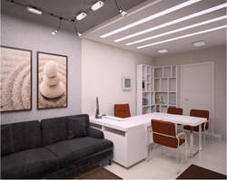 интерьер зубной клиники