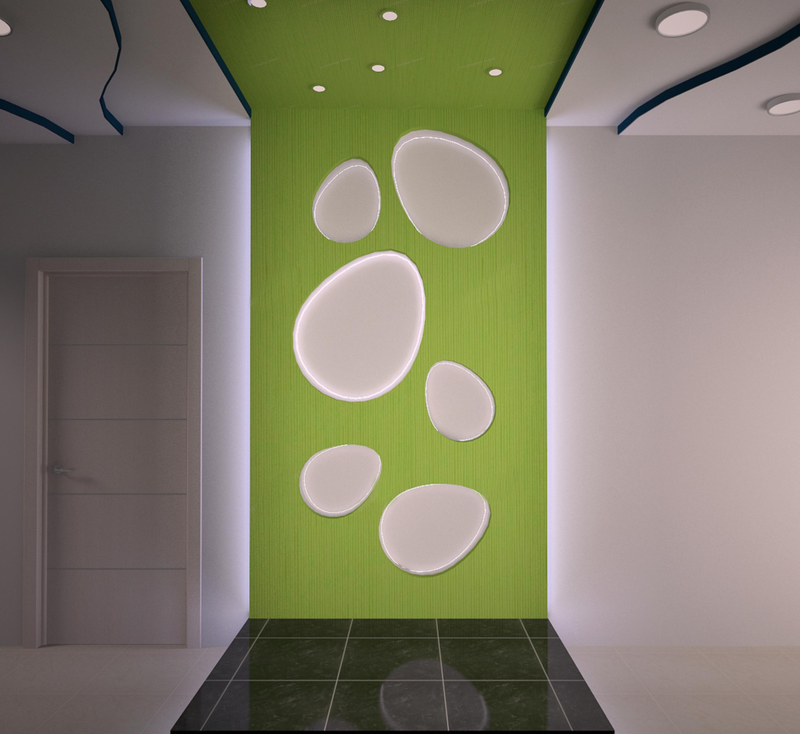 дизайн интерьера зубной клиники