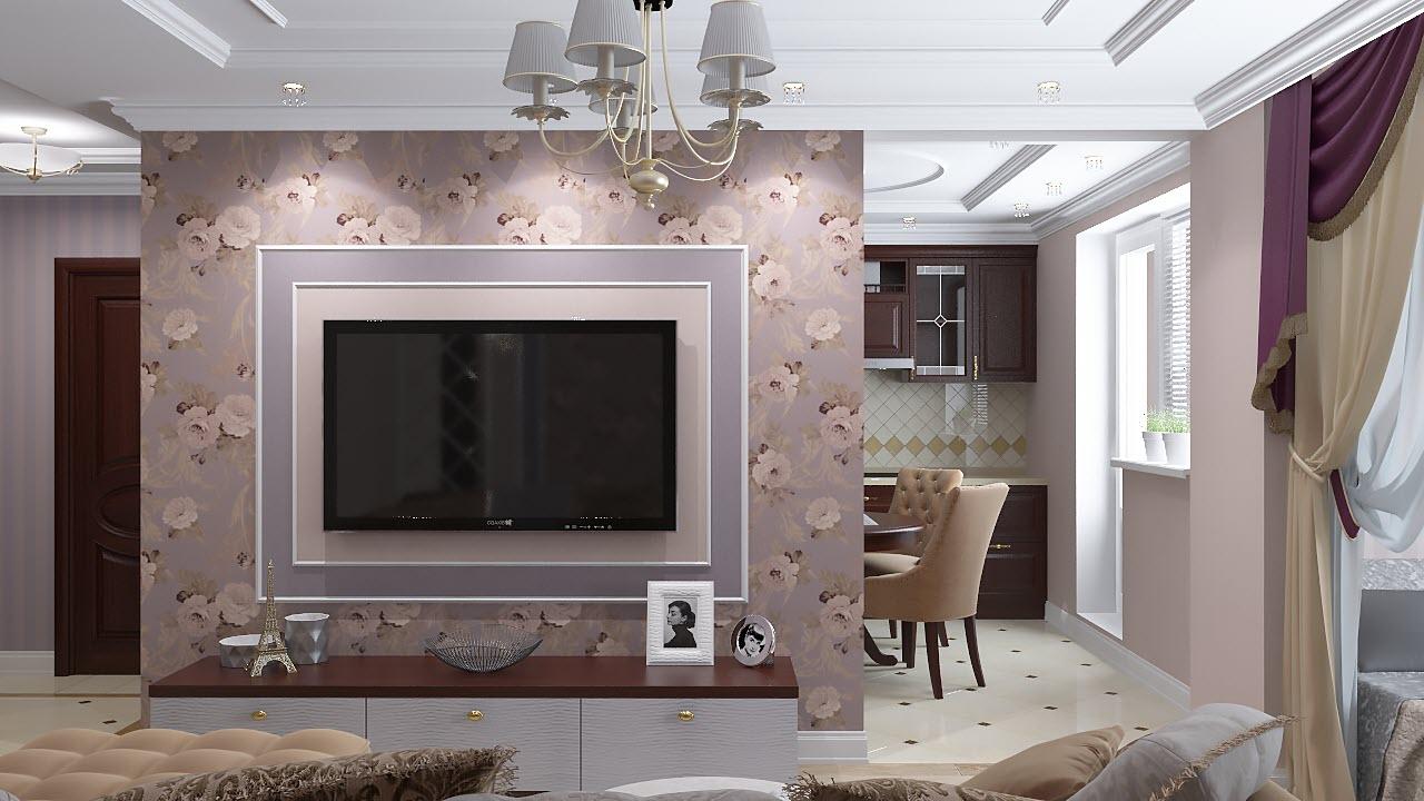 дизайн маленьких квартир студии 30