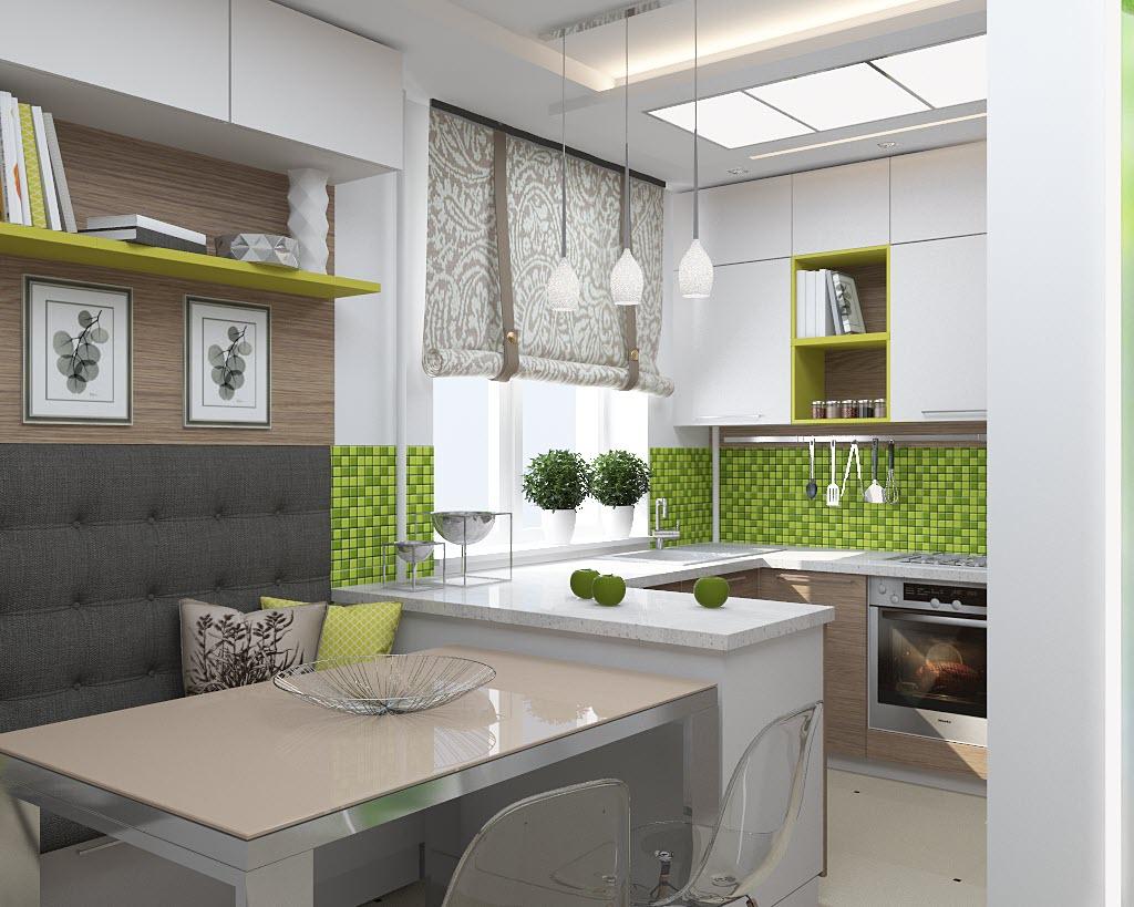 дизайн маленькой квартиры 52 кв м