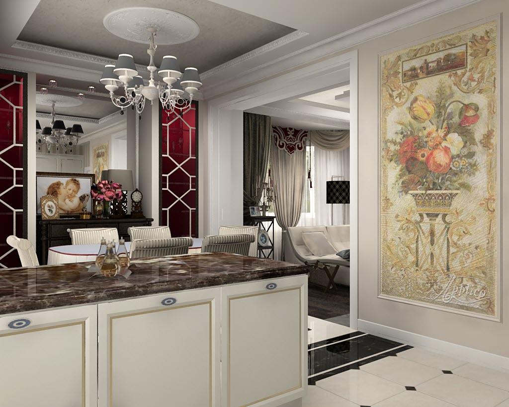студии дизайна интерьера дома