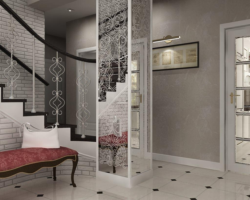 дизайн интерьера квартир коттеджа