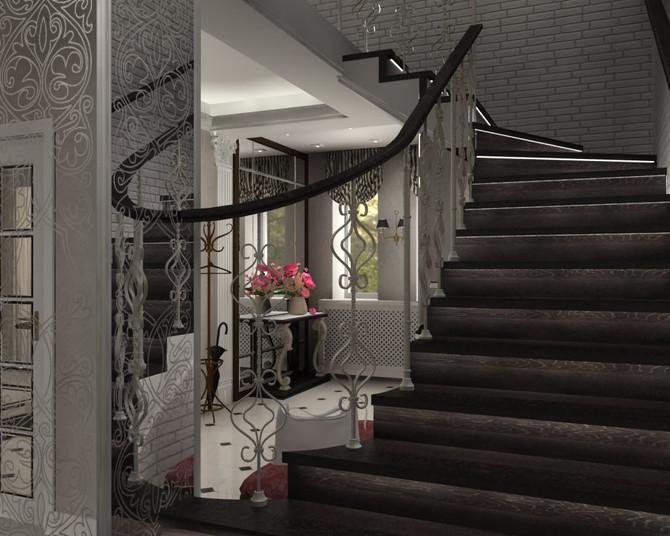 За что мы любим бетонные лестницы