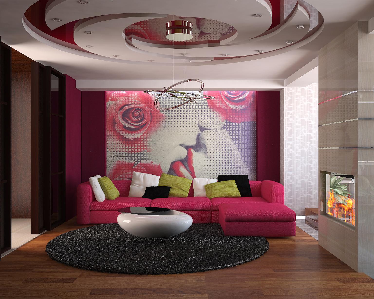 дизайн квартиры 60 кв м