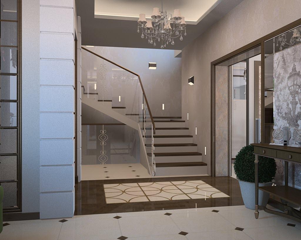 дизайн проект дачного дома