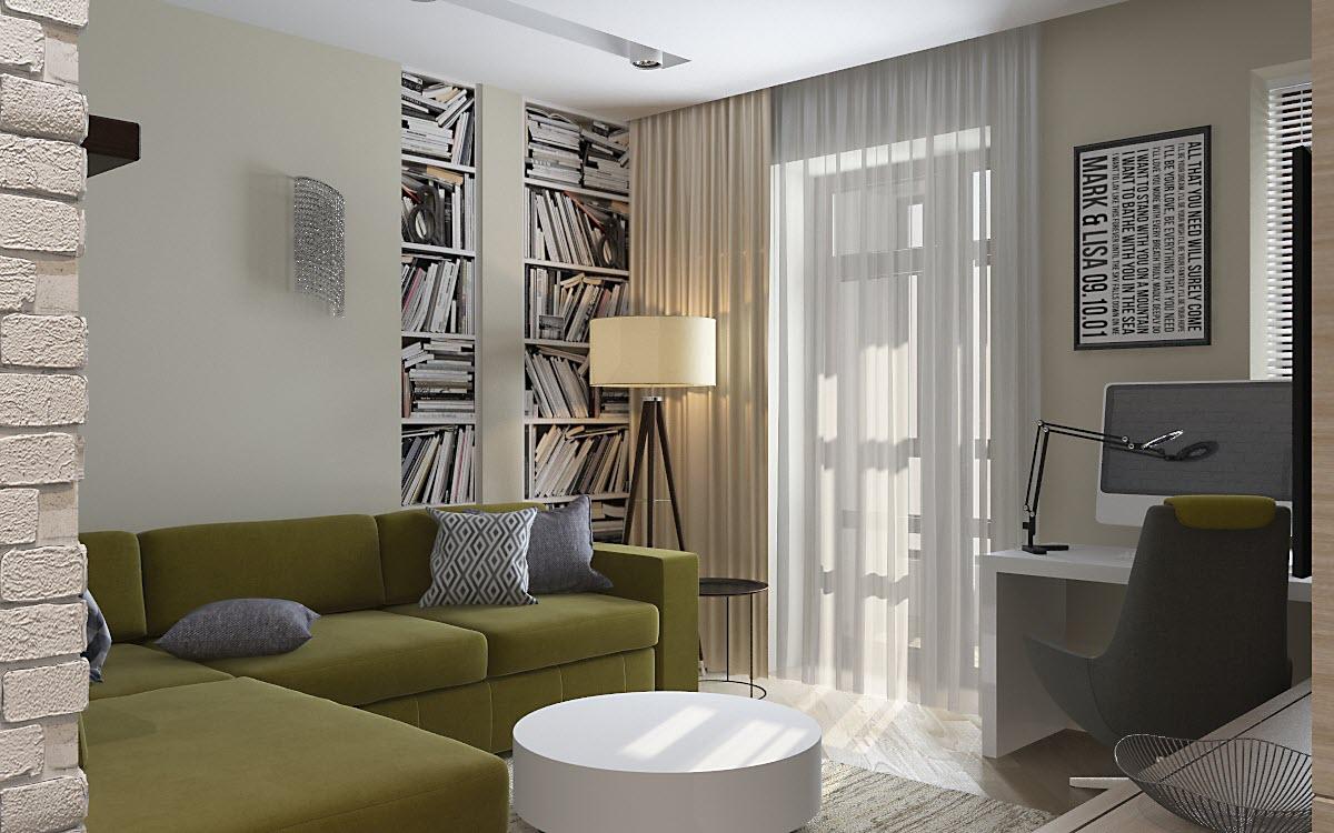 дизайн квартиры 90 кв м