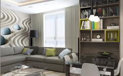 дизайн проекты 3 квартир серии п 44
