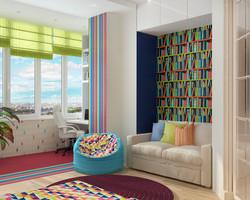 дизайн проект квартиры 35 кв м
