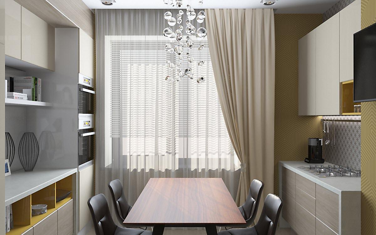 дизайн двухкомнатной квартиры 45 кв