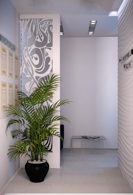 современный интерьер частной клиники
