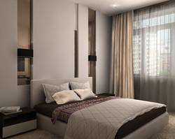 дизайн 2х комнатной квартиры 50 кв м