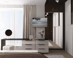 дизайн трехкомнатной квартиры 60 кв