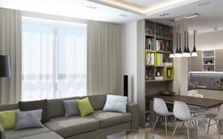дизайн проект перепланировки квартир