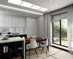 дизайн домов коттеджей внутри