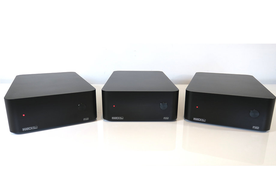 P502 Hypex Ncore Amplifier
