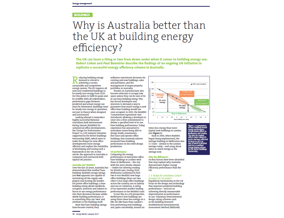 article published by energy institute on initiative led by verco article published by energy institute on initiative led by verco to replicate a successful n commercial building energy efficiency scheme in the uk