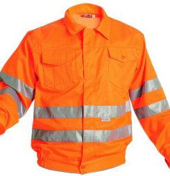 Výstražná bunda Enax