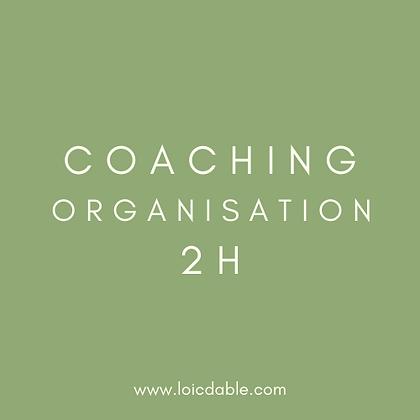 Coaching Organisation 2H