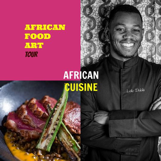 Bénin : Programme African Food Art Tour du 10 au 15 février 2017