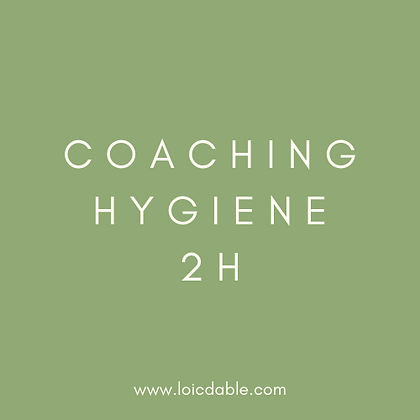 Coaching Hygiene 2h