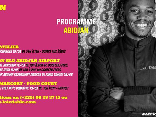 📰📆Communiqué de Presse - Petit déjeuner de presse du 15/03 à 08h00 au Radisson Blu Abidjan Airport